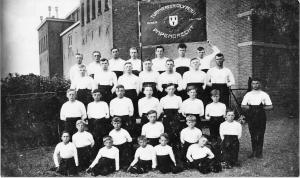 De Oude School 8 juli 1928